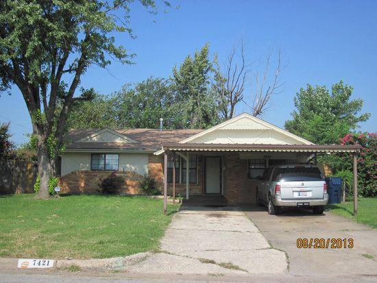 7421 S Brookline Ave, Oklahoma City, OK 73159