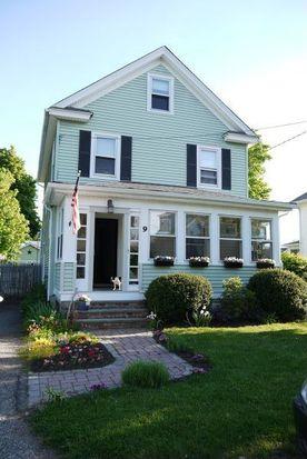 9 Gregory Ave, Morris Plains, NJ 07950