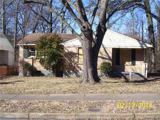 3581 Kensett Dr, Memphis, TN 38127