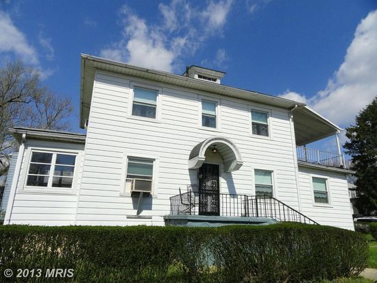 3401 W Forest Park Ave, Baltimore, MD 21216
