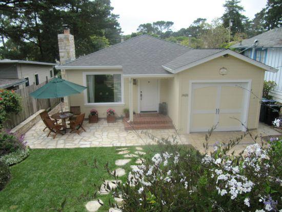 24826 Santa Rita St, Carmel, CA 93923