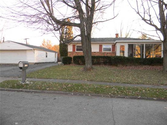 3359 Royal Oak Dr, Indianapolis, IN 46227