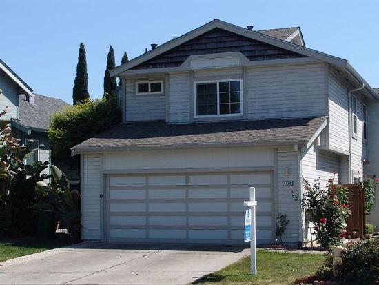 4776 Creekwood Dr, Fremont, CA 94555