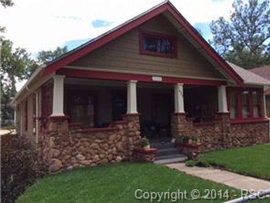 1432 W Kiowa St, Colorado Springs, CO 80904