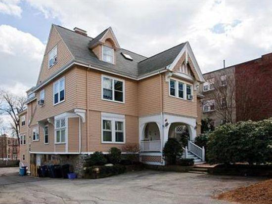 16 Colliston Rd APT 4, Boston, MA 02135