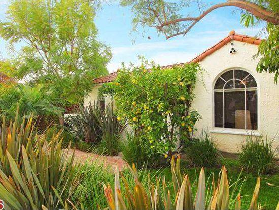 733 N Poinsettia Pl, Los Angeles, CA 90046