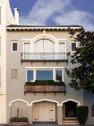 3743 Fillmore St, San Francisco, CA 94123