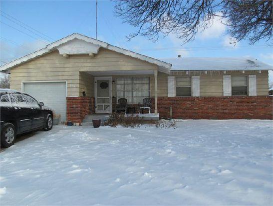1606 Ponca Ave, Enid, OK 73703