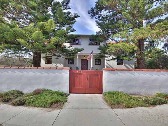 492 Clay St, Monterey, CA 93940