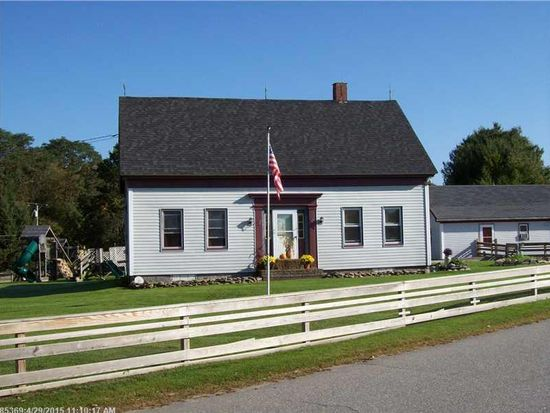 6 Goose Hill Rd, Jefferson, ME 04348