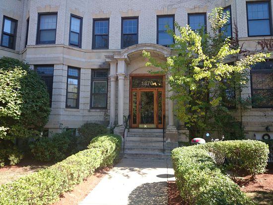 1870 Commonwealth Ave APT 5, Boston, MA 02135