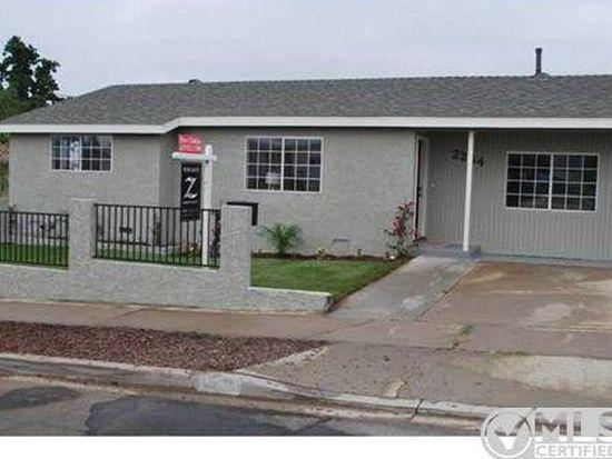 2254 Calle Trepadora, San Diego, CA 92139
