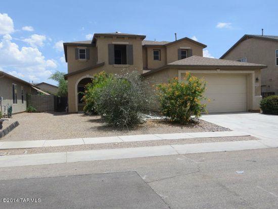5918 E Cedarbird Dr, Tucson, AZ 85756