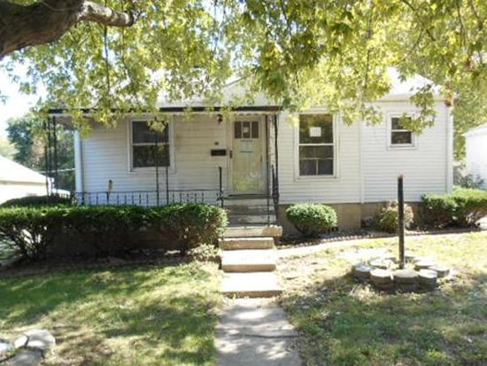 531 S Drexel Ave, Indianapolis, IN 46203