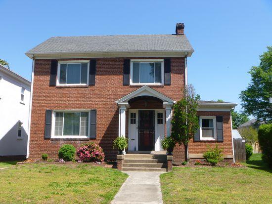 806 W Lancaster Rd, Richmond, VA 23222