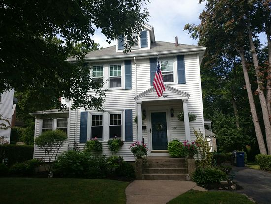 68 Willowdean Ave, Boston, MA 02132