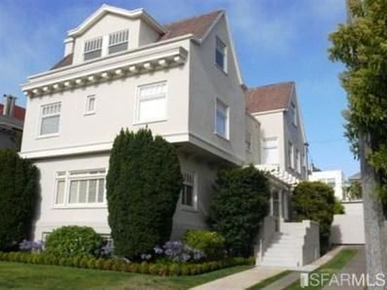 54 Commonwealth Ave, San Francisco, CA 94118