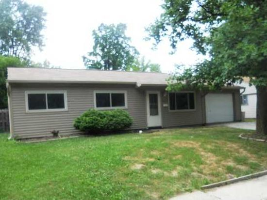 3926 Strathmore Dr, Indianapolis, IN 46235