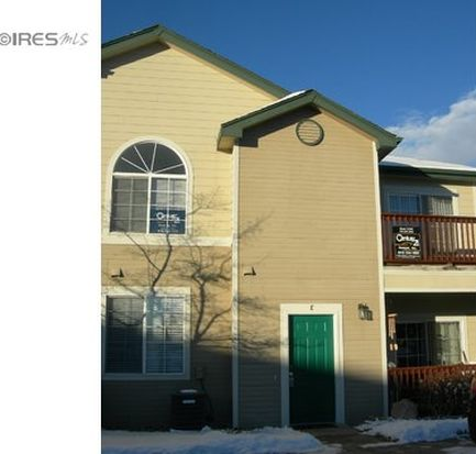3002 W Elizabeth St UNIT 7E, Fort Collins, CO 80521