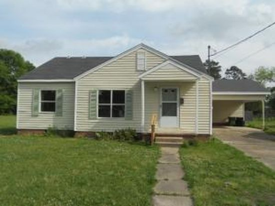 506 Hall Ave, Hattiesburg, MS 39401
