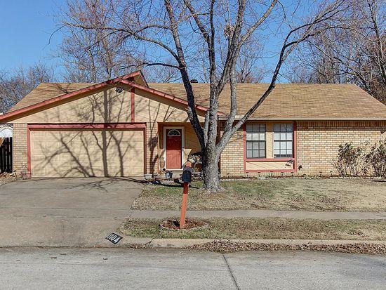 1104 W Waco St, Broken Arrow, OK 74011
