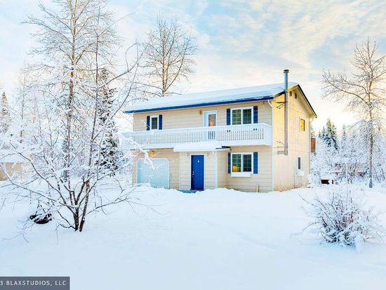 3387 White Spruce Dr, North Pole, AK 99705