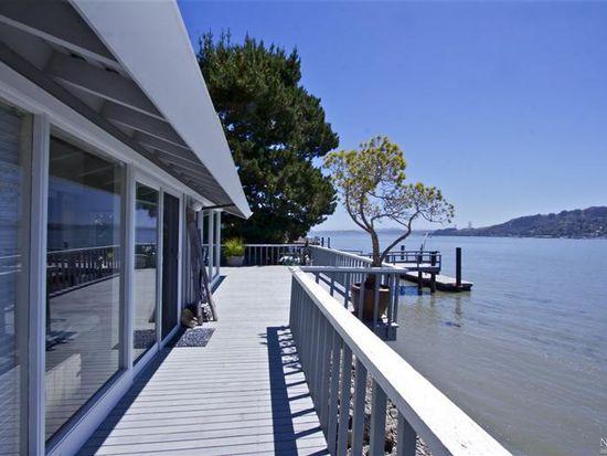 51 W Shore Rd, Belvedere Tiburon, CA 94920