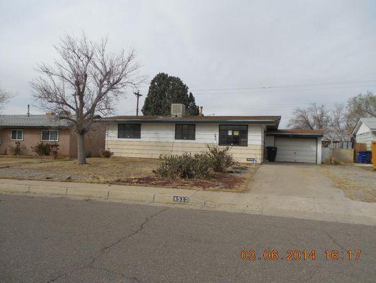 4513 Goodrich Ave NE, Albuquerque, NM 87110