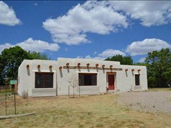 400 Hondo Seco Rd, Taos, NM 87571