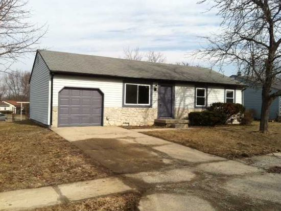 3704 Remington Dr, Indianapolis, IN 46227