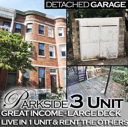 3222 Auchentoroly Ter, Baltimore, MD 21217