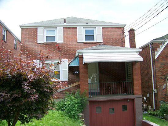 1104 Oglethorpe St, Pittsburgh, PA 15201