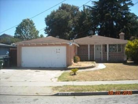 1532 Ursula Way, East Palo Alto, CA 94303