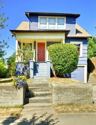 4508 S Willow St, Seattle, WA 98118