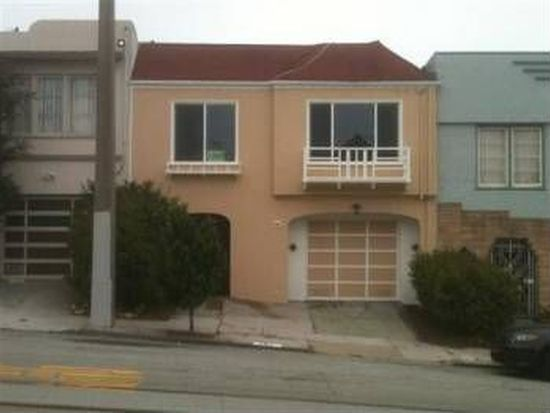 282 Orizaba Ave, San Francisco, CA 94132