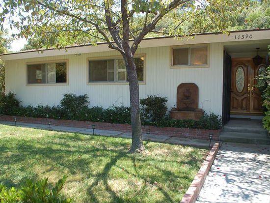 11390 Dona Teresa Dr, Studio City, CA 91604