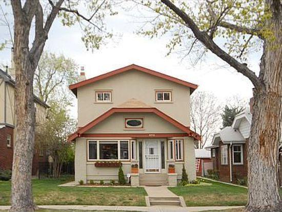 639 N Gilpin St, Denver, CO 80218