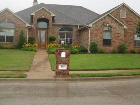 419 S Cedar Ridge Cir, Robinson, TX 76706