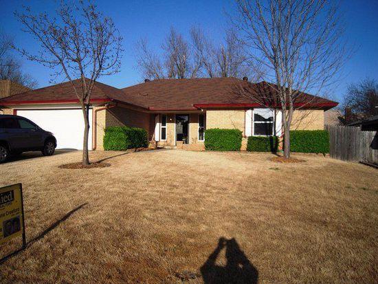 9900 Honeysuckle Rd, Oklahoma City, OK 73159