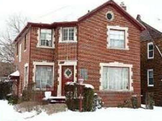 18405 Prairie St, Detroit, MI 48221
