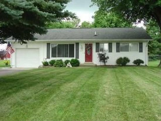 1074 Lakeshore Dr W, Hebron, OH 43025
