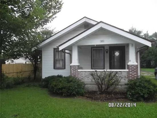 520 E Mills Ave, Indianapolis, IN 46227