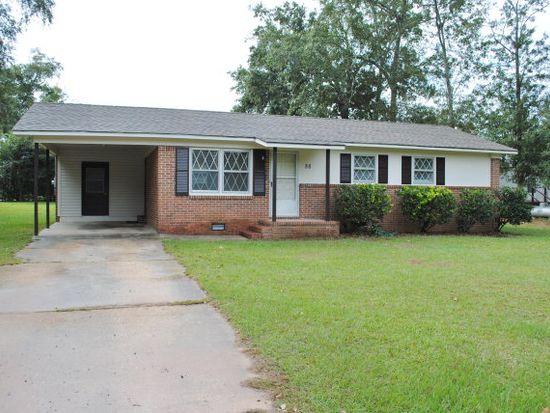 88 Harrell Ave, Lenox, GA 31637