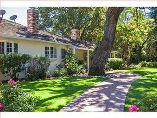 21 Atherton Ave, Atherton, CA 94027