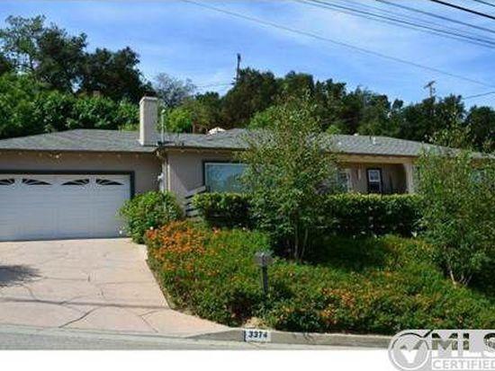 3374 Coy Dr, Sherman Oaks, CA 91423