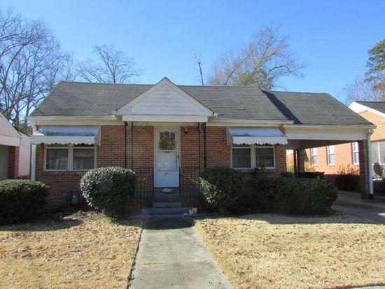 421 S 12th Ave, Hattiesburg, MS 39401
