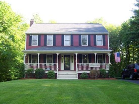80 Old Elm St, Mansfield, MA 02048