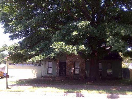 2780 Gruber Dr, Memphis, TN 38127