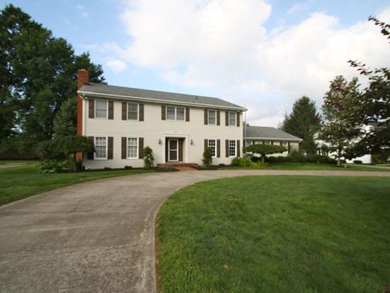 6 Overlook Dr, Chillicothe, OH 45601