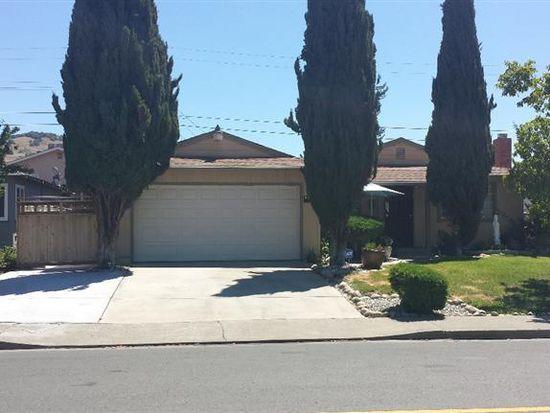 100 Hodges St, Vallejo, CA 94589